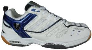 Mens Indoor Badminton Court Shoes Tennis Footwear (815-9276) pictures & photos