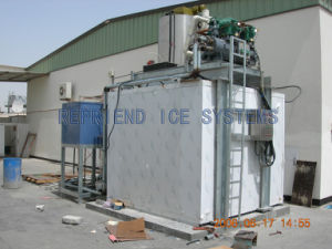 Industrial Flake Ice Maker with Storage 10t (LT-10000W) pictures & photos