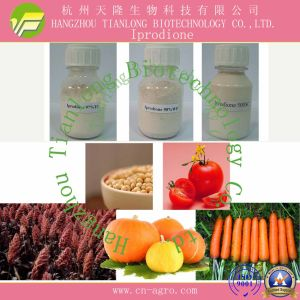 Good Quality Fungicide Iprodione (97%TC, 50% WP, 250SC, 50%SC) pictures & photos