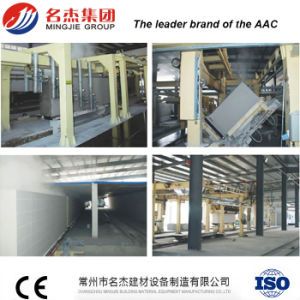 Cost Performance Fly Ash Autoclaved Aerated Concrete Equipment AAC Block Machine pictures & photos
