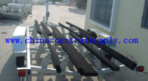 7.3m Boat Trailer with Bunk pictures & photos