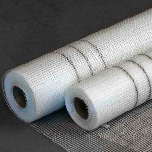 Heshuo Brand Pure Color Fiberglass Mesh pictures & photos