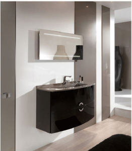 New Moden Bathroom Furniture with Mirror (SW-1318) pictures & photos