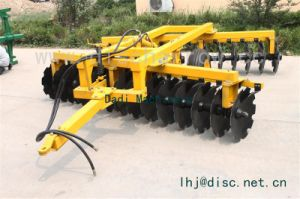 1bz Heavy Duty Hydraulic Offset 3 Point Disc Harrow for Sale pictures & photos
