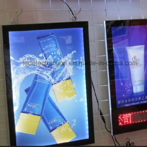 Aluminum Advertising Slim Acrylic LED Light Box pictures & photos