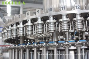 Automatic Bottled Water Washing Filling Capping Machine (3-in-1 HSG16-12-6) pictures & photos
