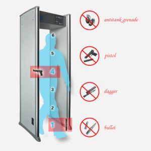 Door Frame Metal Detector Alarm Gate pictures & photos