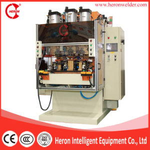 Car Window Lifter Three Heads Capacitor Discharge Welding Machine pictures & photos