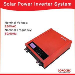 Ssp3111c 1-2kVA Solar Power Inverter Built-in PWM Solar Charge Controller pictures & photos