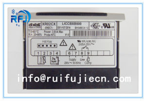 Dixell Xr Series Temperature Controller Single Output Thermostat Xr02cx-5n0c1/5r0c1 pictures & photos