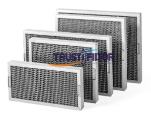 Rangehood Honeycomb Grease Filters for Commercial Kitchen Canopy pictures & photos