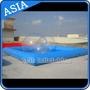 Commercial Grade Durable Inflatable Pool Games for Wholesale, Pool with Water Ball pictures & photos