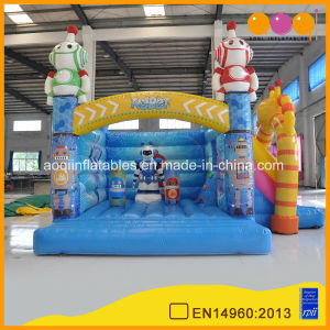 Cute Robot Combo Inflatable Kids Toys (AQ01758) pictures & photos