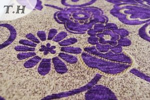 Type of Material Chenille Slipcover Fabric for Sofa pictures & photos