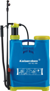 16L Backpack Hand Sprayer Manual Sprayer PP (KD-16L-008) pictures & photos