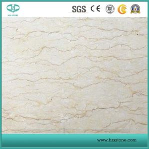 Sunny Yellow Gold Marble Tiles Flooring Tiles Indoor/Outdoor/Bathroom/Kitchen/Subway/Bullnose Natural Marble Tiles Factory Sink, Stairs, Slab, Top, Stepper pictures & photos