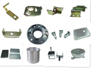 Small Sheet Metal Stamped Metal Accessories & Punching Part pictures & photos