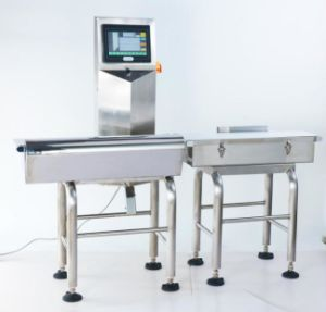 Automatic Conveyor Weight Checking Checkweigher Machine pictures & photos