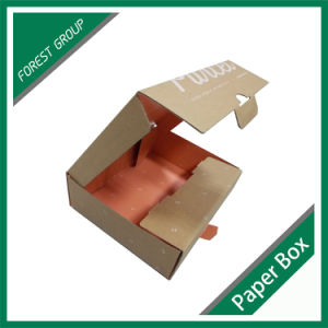 Brown Corrugated Mailing Box for Express pictures & photos