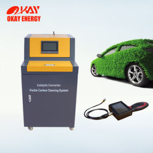 Eco Technology Car Exhaust System Cleaner Catalytic Converter Carbon Cleaning Machine pictures & photos
