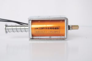 Stong Solenoid Frame Coil Tripping Closing Atresia Electromagnet for Vd4 pictures & photos