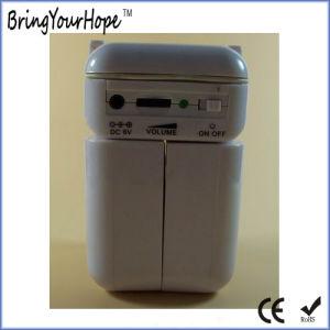 Classic Portable Foldable Square Mini Speaker (XH-PS-005) pictures & photos