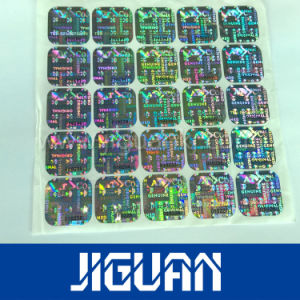 Custom Design Hologram Warranty Stickers pictures & photos