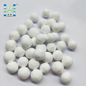Low Abrasion Activated Aluminum Oxide Ball Desiccant pictures & photos
