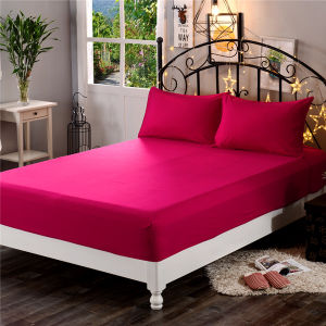 1800tc 100% Microfiber Bed Sheets/Cheap Bed Sheets Wholesale pictures & photos