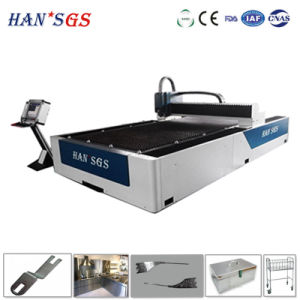 Large Working Area Metal Fiber Laser Cutting Machines for Carbon Sheet pictures & photos