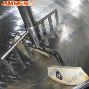 Planetary Mixing Jacketed Kettle for Food Price pictures & photos