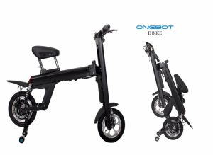 2017 New Mini Folded Electrical Scooter with Lithium Battery pictures & photos