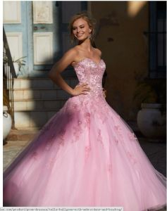 2017 Ball Gown Prom Evening Dresses Pd401 pictures & photos