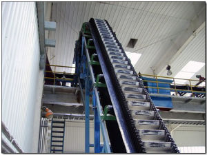 Band Conveyor Belt/Belting Material Suppliers/Fixed Belt Conveyor pictures & photos