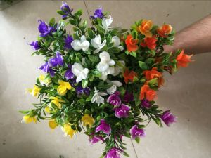 High Quality of Artificial Flowers Bush of Gu-Jy902120942 pictures & photos