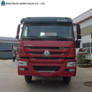 Sinotruk HOWO 8X4 Chassis Cargo Truck Crane pictures & photos