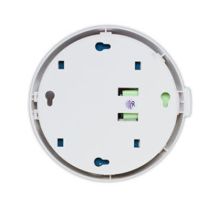 Independent Intelligent GSM Smoke Detector with SMS Alarming pictures & photos