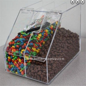 Clear Acrylic House Shaped Lollipop Display Boxes pictures & photos
