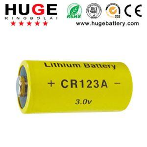 3.0V Cr123A/Cr17345 Li-Mno2 Battery pictures & photos
