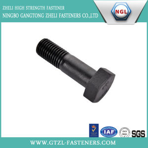 DIN6914 Hex Head Bolt with Big Head pictures & photos