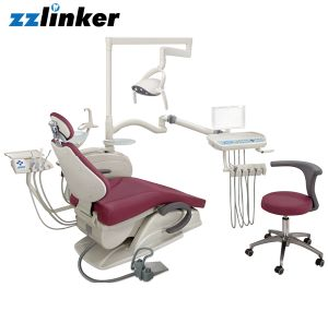 Luxury Soft Leather Anle Al-398hf Dental Chair Unit Price pictures & photos