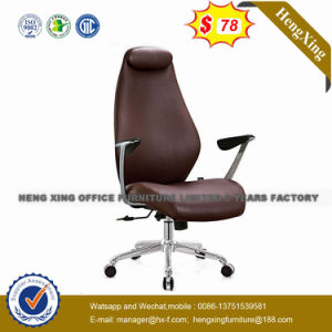 Stainless Steel Comfortable Boss Chair Adjustable Office Chair (HX-AC066A) pictures & photos