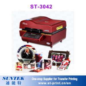 3D Multi-Function Vacuum Sublimation Heat Press Transfer Printing Machine pictures & photos