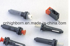 High Density Black Silicon Nitride (si3n4) Nozzle pictures & photos