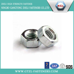 DIN555 Incoloy Inconel Hexagon Nut pictures & photos