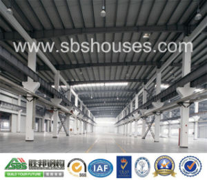 Sbs Commercial Building for Steel Structure Platform pictures & photos