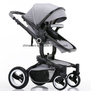 2017 New Design Luxury Fold Baby Carriage with European Standard pictures & photos