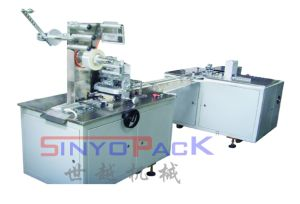 Eraser Sharpener Paper Sleeve Wrapping Machine (SINYO-60) pictures & photos