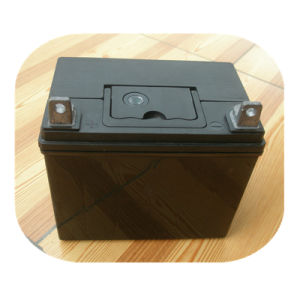 Rechargeable Lawn Tractor Sealed Mf Lead Acid Battery U1r-7 12V18ah pictures & photos