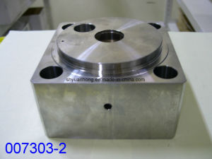 Waterjet Intenesifier Part; End Bell (YH007303-1) pictures & photos